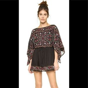 Free People embroidered Frida dress